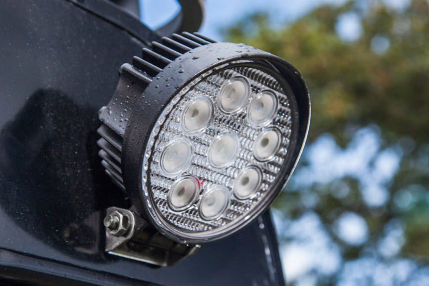Masai LED and HID vehicle lights